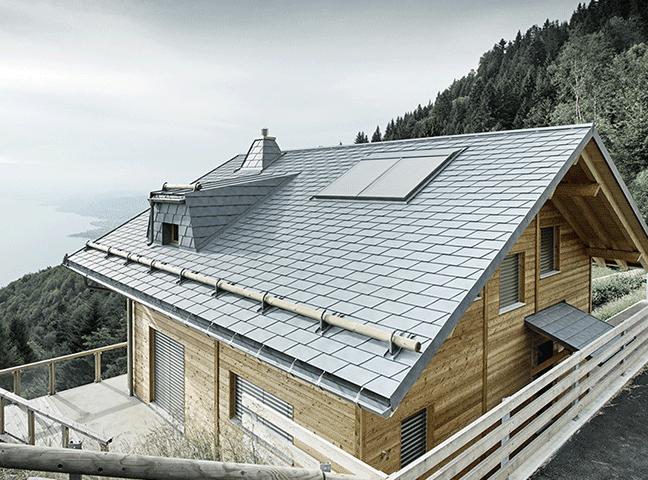 Referenz - Dach Dachpower Grödig