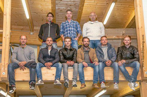Team Dachpower Klausner Salzburg, Dach, Dächer, Dachdecker