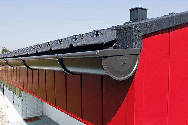 Dachrinnen Dachpower Grödig Dach