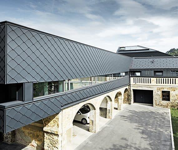 Referenz - Fassade Dachpower Grödig