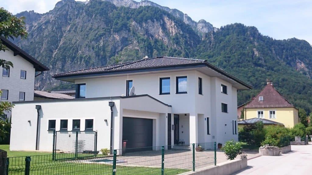 Referenzen Dachpower Grödig Salzburg, Einfamilienhaus Grödig