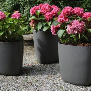 Pflanzengefäße - Gartenprodukte von Eternit bei Dachpower Grödig - copyright Eternit