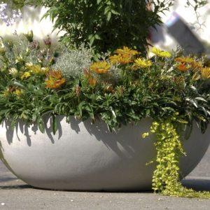 Lausanne - Pflanzengefäß - Gartenprodukte von Eternit bei Dachpower Grödig - copyright Eternit