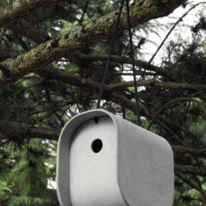 Nest-Box-Birdy-Vogelhaus - Gartenprodukte von Eternit bei Dachpower Grödig - copyright Eternit