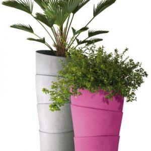Palma-Pflanzengefäße - Gartenprodukte von Eternit bei Dachpower Grödig - copyright Eternit
