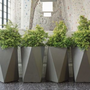 Arrow - Pflanzengefäße - Gartenprodukte von Eternit bei Dachpower Grödig - copyright Eternit