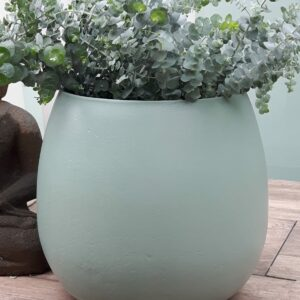 Dachpower-Eternit-Pflanzentopf